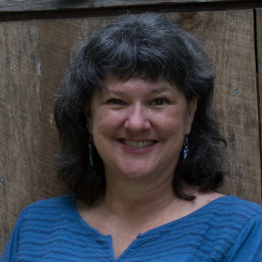 "A photo of Kelly Lenox, author of ""Cataloochee"""